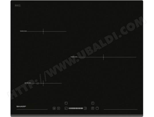 Plaque induction SHARP KH6I31BS00