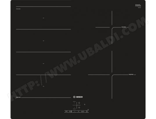 Plaque induction BOSCH PXE611BB1E