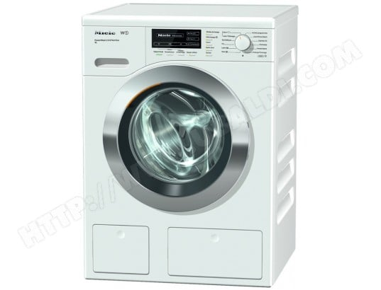 Lave linge Frontal MIELE WKH122WPS