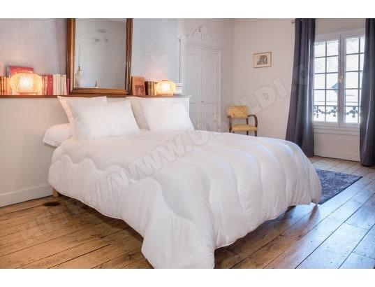 oreiller 45x70 Ensemble couette + 1 oreiller BLANREVE Oraca légère 140x200 + 1  oreiller 45x70