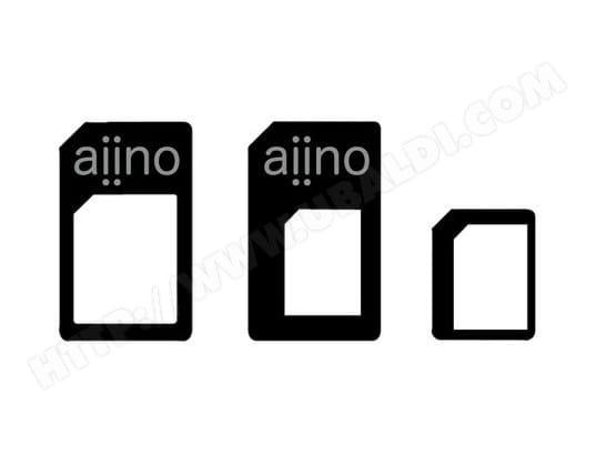 Adaptateur de carte SIM AIINO AISADPT