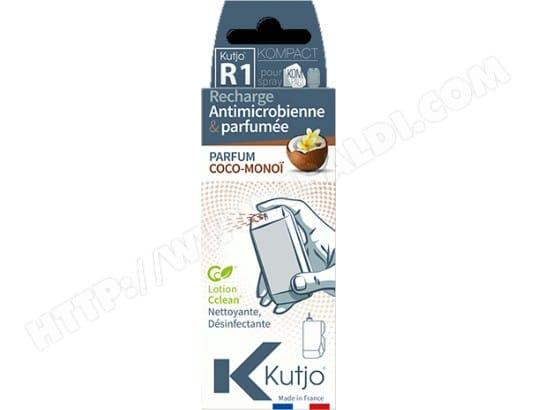 Kit de nettoyage KUTJO Kit de recharge Monoi coco