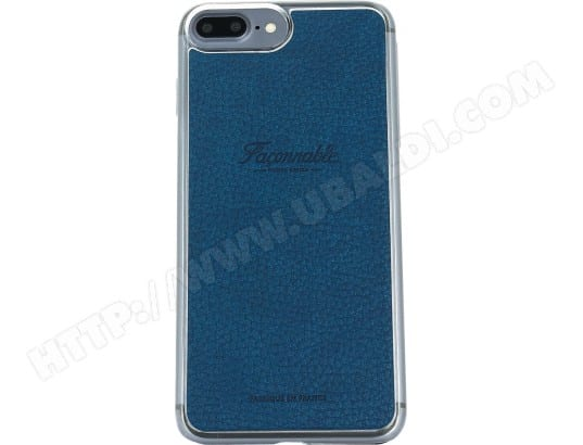 da908bb3c306cc Coque iPhone FACONNABLE Coque French Riviera IP6 7 8P marine Pas ...