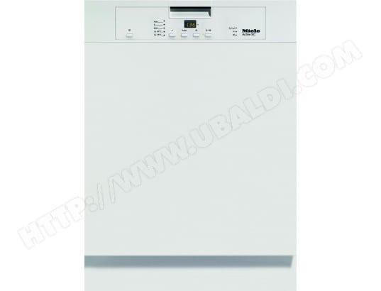 Lave vaisselle integrable 60 cm MIELE G4203SCI