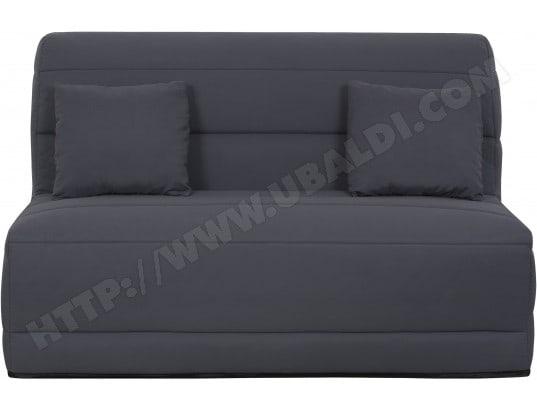 Canapé lit UB DESIGN Brownie gris