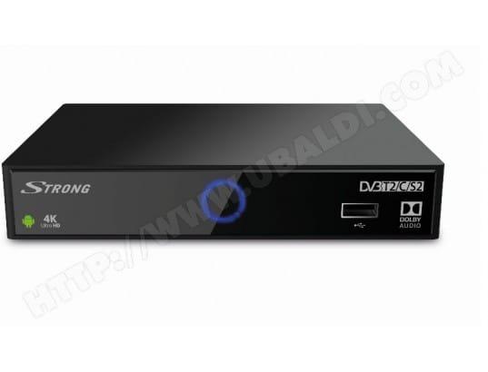 Décodeur satellite TNT HD STRONG SRT2401