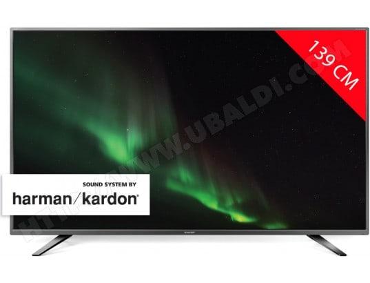 sharp lc55cug8052e tv led 4k 139 cm livraison gratuite. Black Bedroom Furniture Sets. Home Design Ideas