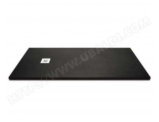 Receveur De Douche Extra Plat Noir Anthracite 90x160 Cm