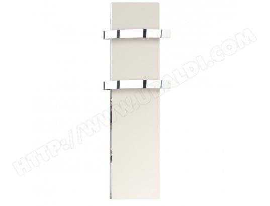Sèche-serviette rayonnant SLIM blanc cachemire 500W VALDEROMA VAL_05500TL