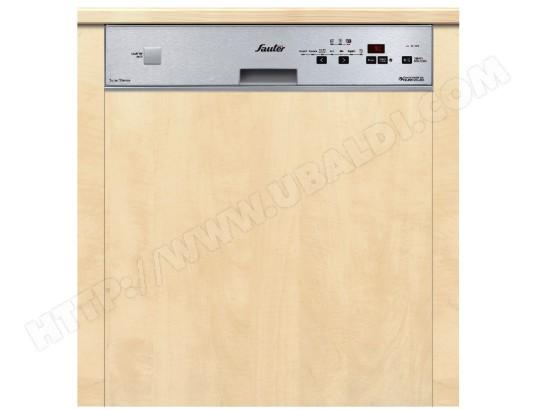 sauter svh92xf1 lave vaisselle integrable 60 cm sauter livraison gratuite. Black Bedroom Furniture Sets. Home Design Ideas