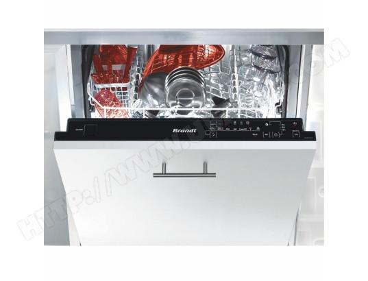 Critique Lave Vaisselle Tout Integrable 60 Cm Brandt Vh900je1 Avis