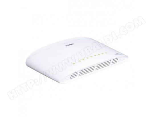 Switch D-Link DGS-1008D 8 p 10 / 100 / 1000 Mbps D-LINK BBS0202316