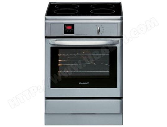 e18ce19243d5a0 BRANDT KIP710X Pas Cher - Cuisiniere induction BRANDT - Livraison ...