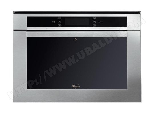 Whirlpool amw839ix pas cher micro ondes grill - Micro onde grill encastrable ...