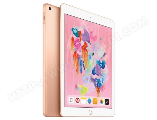iPad APPLE iPad 2018 Wi-Fi 32Go Gold