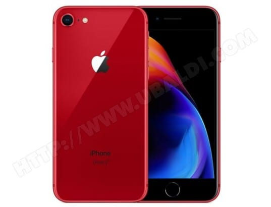 iPhone APPLE iPhone 8 256Go (RED) Spécial Edition