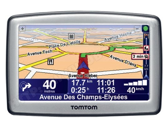 gps tomtom new xl classic europe 22 pas cher. Black Bedroom Furniture Sets. Home Design Ideas