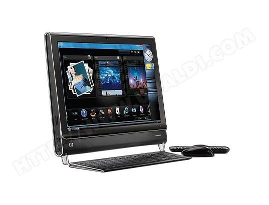 Hp hp touchsmart iq542.fr ordinateur de bureau livraison gratuite