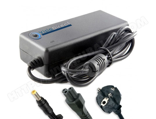 Adaptateur Alimentation Chargeur pour ordinateur portable PACKARD BELL EasyNote LE11BZ Series VISIODIRECT MA-82CA41_ADAP-AR8Y0