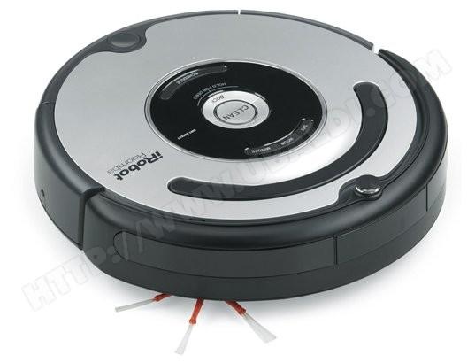 irobot roomba 555 pas cher aspirateur robot livraison gratuite. Black Bedroom Furniture Sets. Home Design Ideas