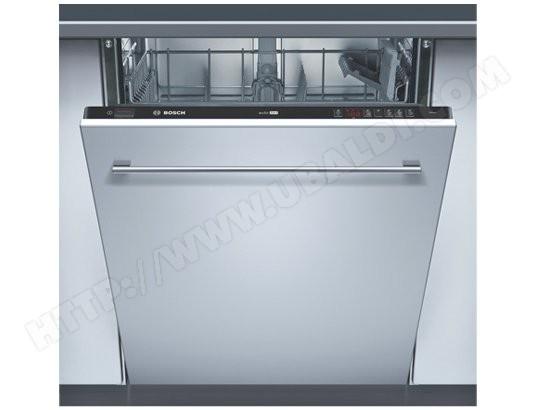 bosch sgv46m03ep lave vaisselle tout integrable 60 cm bosch livraison gratuite. Black Bedroom Furniture Sets. Home Design Ideas