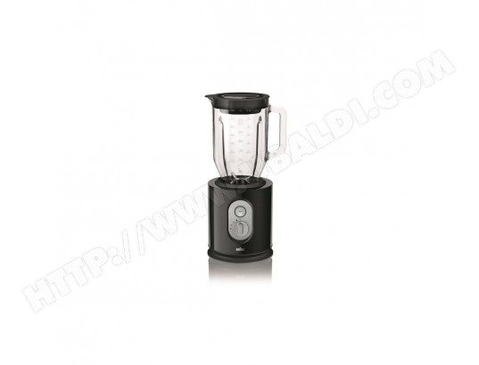 BRAUN Blender Identity Collection JB 5160 BK BRAUN MA-46CA103BRAU-T9S2E