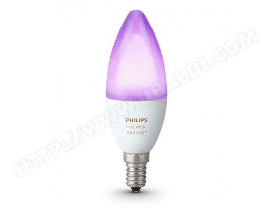 PHILIPS Hue White Ambiance Flamme E14 PHILIPS MA-23CA424PHIL-UCYMS
