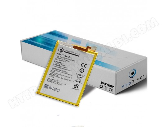 Batterie interne pour Huawei Mate 7 4000mAh - Visiodirect - VISIODIRECT MA-82CA501BATT-SEXKD