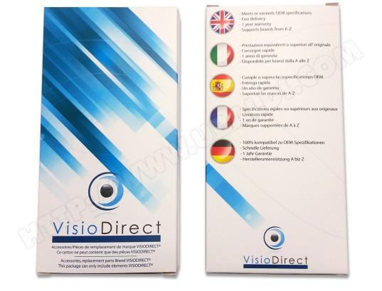 Visiodirect® Ecran complet pour Huawei P10 Lite blanc téléphone portable  vitre tactile + écran LCD 81b2da2c2bae