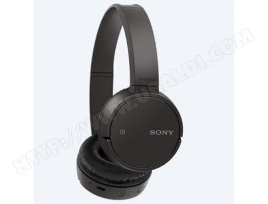 Sony Wh Ch500b Casque Sans Fil Livraison Gratuite