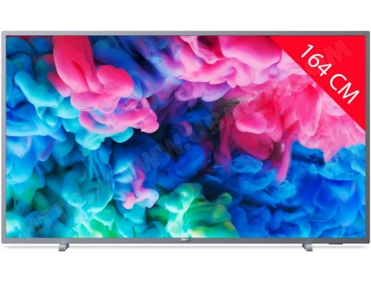 TV LED 4K 164 cm PHILIPS 65PUS6523