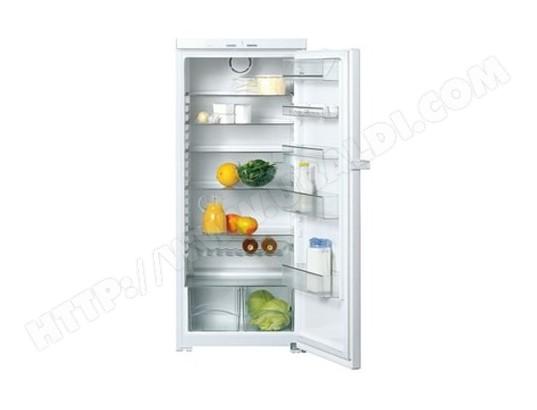 Miele k12420sd pas cher r frig rateur 1 porte miele livraison gratuite - Refrigerateur miele 1 porte ...