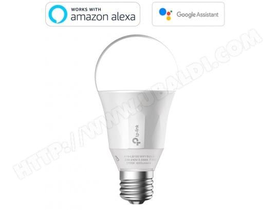 lumi re connect e tp link lb100 ampoule led connect e. Black Bedroom Furniture Sets. Home Design Ideas