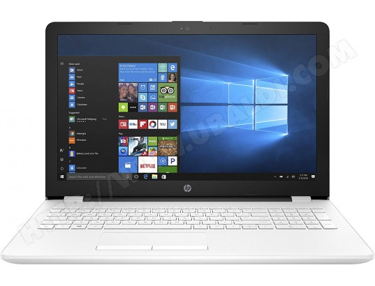 Ordinateur portable HP Laptop 15-bw025nf - AMD A9, 4Go RAM, 1To HDD