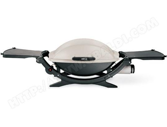 weber q 200 pas cher barbecue gaz livraison gratuite. Black Bedroom Furniture Sets. Home Design Ideas