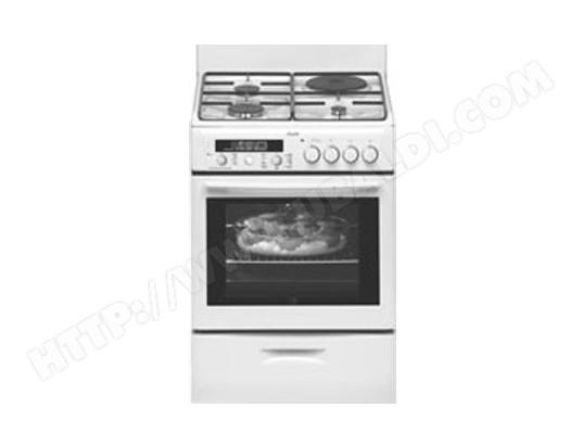 sauter scm1065w pas cher cuisiniere mixte sauter livraison gratuite. Black Bedroom Furniture Sets. Home Design Ideas