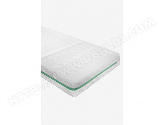 matelas junior aloe vera 90x140 50x90cm kadolis mju40 pas cher. Black Bedroom Furniture Sets. Home Design Ideas