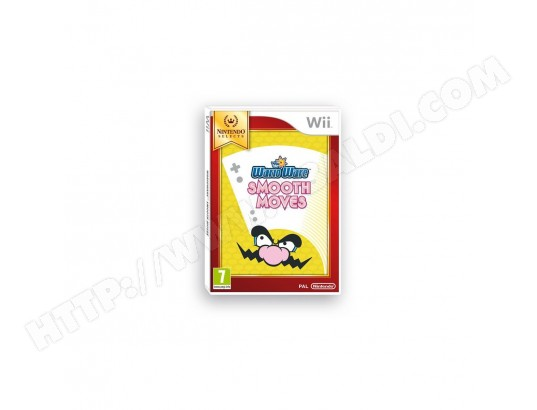 WarioWare : Smooth Moves Selects - Jeu Wii NINTENDO MA-47CA337WARI-69SPV