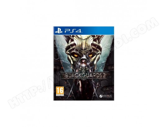 Blackguards 2 Jeu PS4 KOCH MEDIA MA-47CA460BLAC-1W9OU