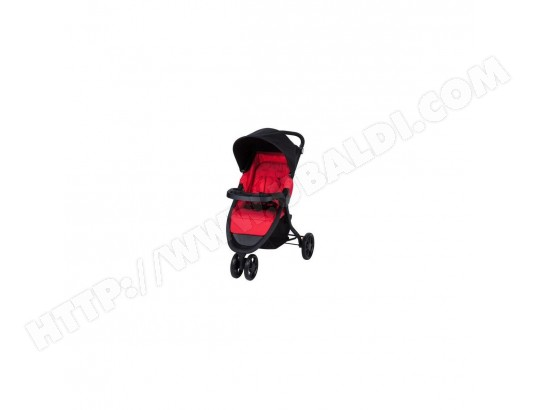 SAFETY 1ST Poussette 3 roues Urban trek - Des la naissance - ribbon red SAFETY 1ST MA-31CA466SAFE-UYMWY