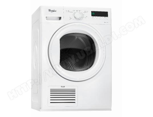 whirlpool hgelx80412 pas cher s che linge condensation whirlpool livraison gratuite. Black Bedroom Furniture Sets. Home Design Ideas