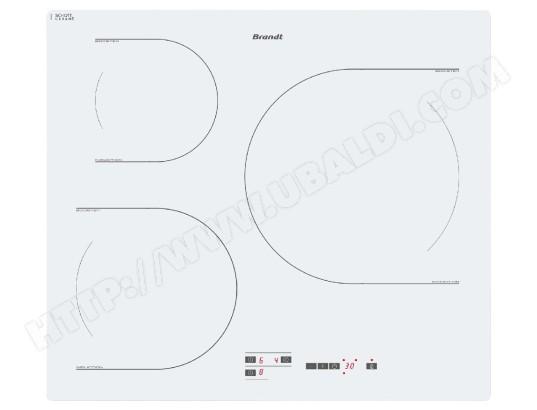 brandt ti118w plaque induction pas cher. Black Bedroom Furniture Sets. Home Design Ideas