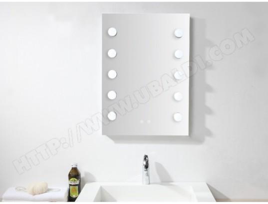 Miroir De Salle Bain Lumineux ARANZA
