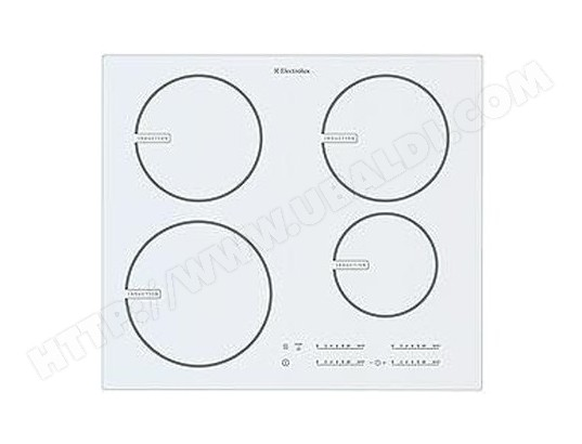 electrolux ehd60151iw plaque induction pas cher. Black Bedroom Furniture Sets. Home Design Ideas