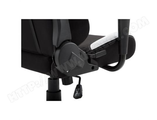 Chaise de bureau gaming swift fauteuil ergonomique avec coussins