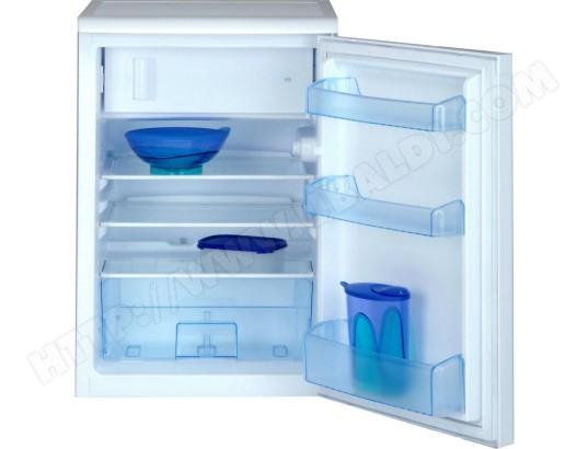 beko gp tse1231f pas cher beko refrigerateur frigo simple porte blanc 252l a froid statique. Black Bedroom Furniture Sets. Home Design Ideas