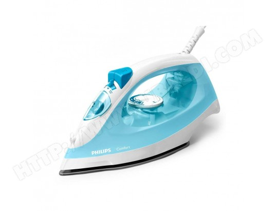 PHILIPS FER à Repasser VAPEUR Easy Effective 2000w Rase Bouloches. PHILIPS GP--GC1442/27