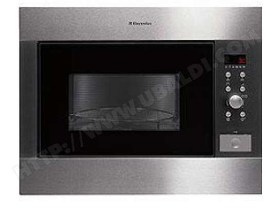 Electrolux ems26415x pas cher micro ondes grill - Micro onde grill encastrable ...