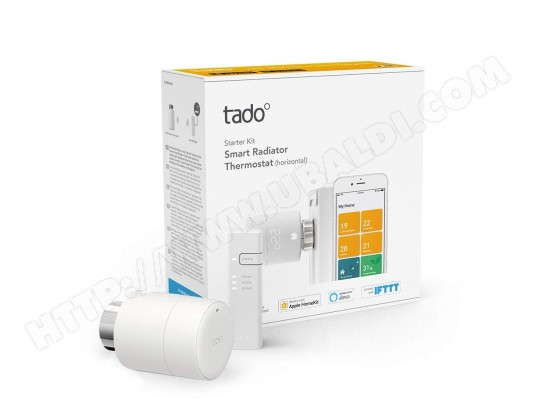 Thermostat intelligent TADO Bridge + Tête thermostatique V3+