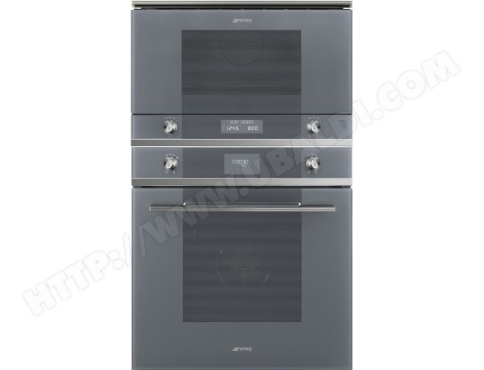 Smeg Sfp6101tvs Mp122s1 Pas Cher Four Encastrable